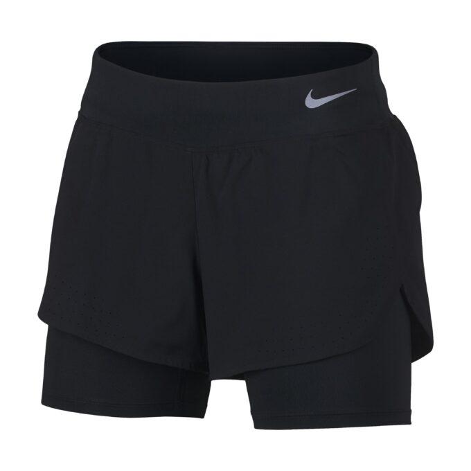 Pantalón Corto De Running Nike 2 en 1