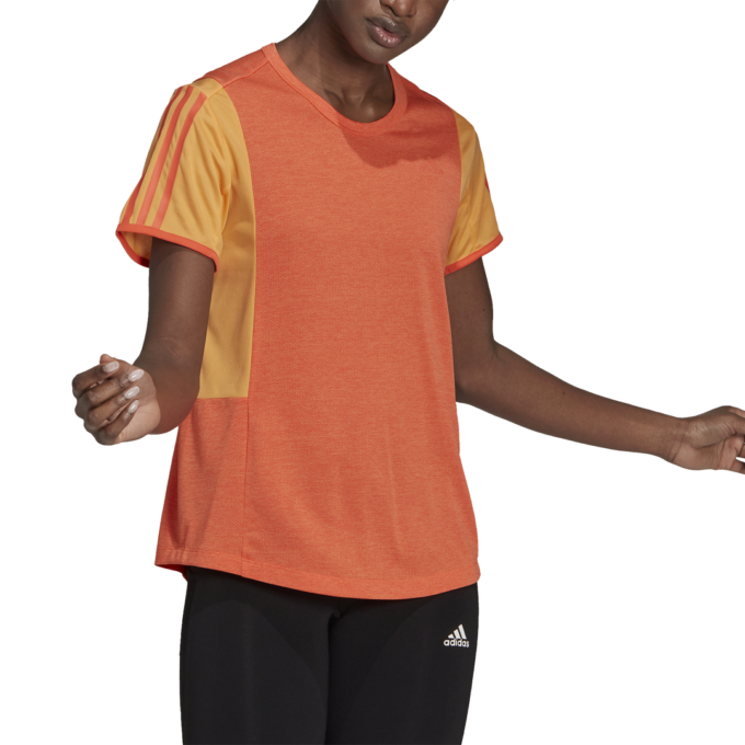 Camiseta Adidas Own The Run Naranja