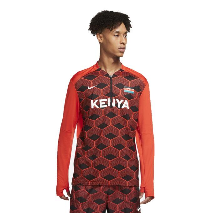 Camiseta Nike Dri-FIT Team Kenya Hombre