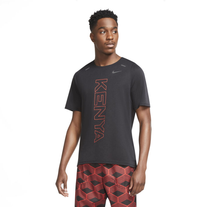 Camiseta Nike Dri-FIT Team Kenya Rise 365 Hombre